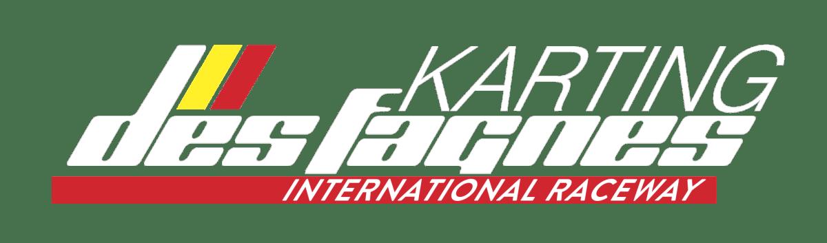 Karting des Fagnes Logo