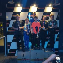 2u race JPR - podium