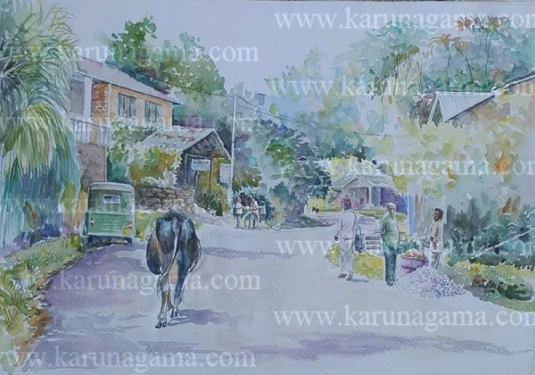 Online, Art, Art Gallery, Online Art Galley, Sri Lanka, Karunagama, Watercolor, Water Colour, Sceneries, Sri lanka Paintings, Cows paintings, Water Colors, Paintings, Sri Lanka, Online Arts, Art Gallery, Sarath Karunagama, Online Art Gallery, Water Colors, Paintings, Sri Lanka, Online Arts, Art Gallery, Sarath Karunagama, Online Art Gallery, Portrait, Landscape, Street, Cow, Animals, Village,, Sri lanka paintings,