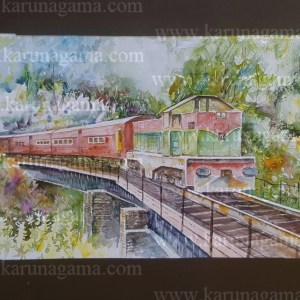 Online, Art, Art Gallery, Online Art Galley, Sri Lanka, Karunagama, Watercolor, Water Colour, Locomotives, Paintings of locomotives, Paintings of trains, Diesel locomotives, Water Colors, Paintings, Sri Lanka, Online Arts, Art Gallery, Sarath Karunagama, Online Art Gallery, Water Colors, Paintings, Sri Lanka, Online Arts, Art Gallery, Sarath Karunagama, Online Art Gallery, Portrait, Landscape, Trains, Sri lanka paintings,