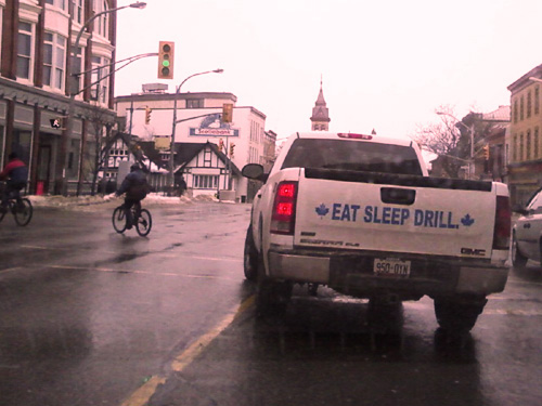 Photo title: Eat Sleep Drill