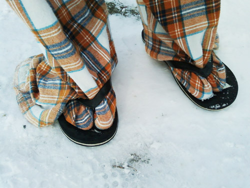 Photo title: Slippers