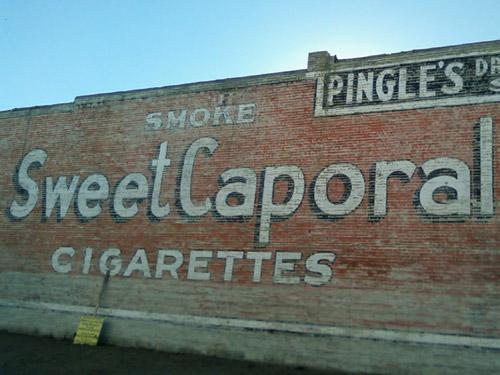Photo title: Sweet Cigarettes