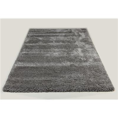 tapis de salon shaggy gris spencer 4