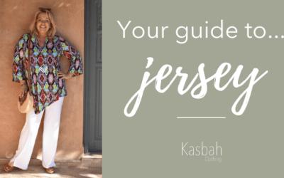 Joyful Jersey for your Plus Size Wardrobe