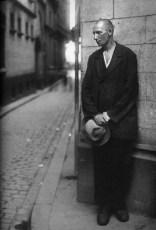 August Sander Arbeitsloser 1928