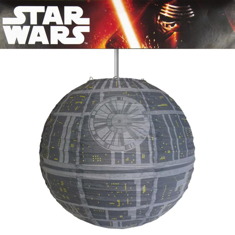 Suspension Etoile De La Mort Star Wars Kas Design