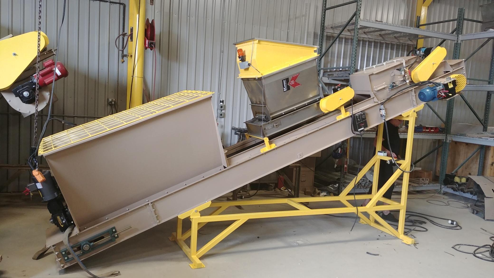 Soil Batch Mixer Manufacturer Mixer Capacity 3 4