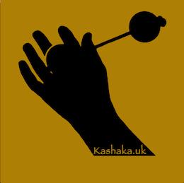 Kashaka UK Logo. Asalato Cas Cas UK sales & workshops