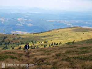 Majestic vistas and hiking opportunities await you on Vitosha