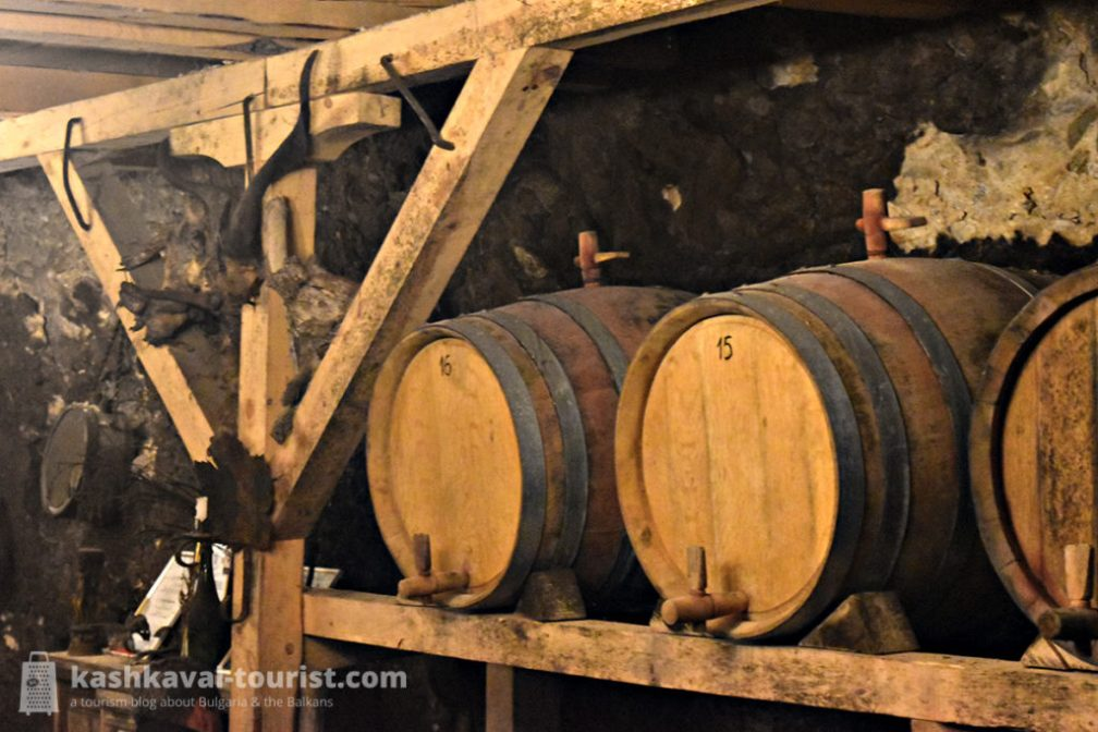 A millennial viticultural tradition: wine