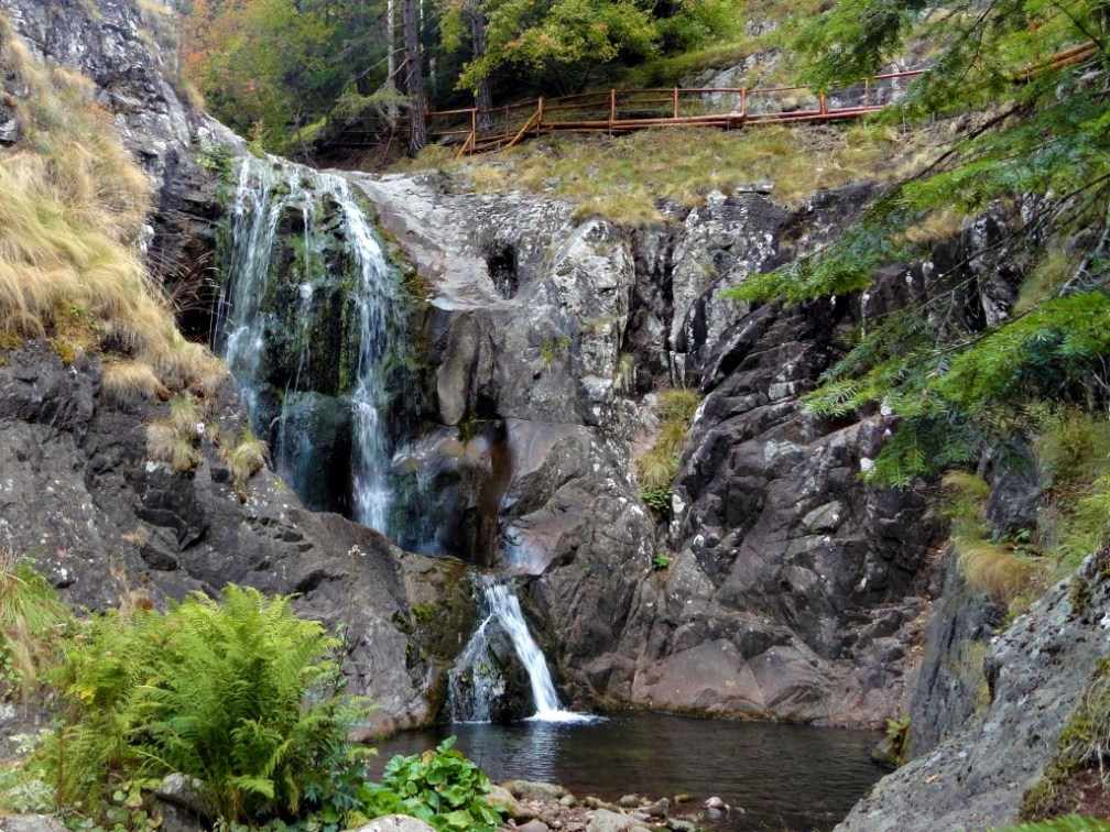 46 marvels of the Rhodopes: The Canyon of Waterfalls