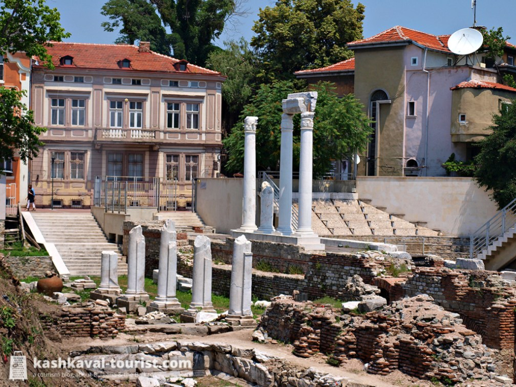 Plovdiv is one of the oldest cities in the world