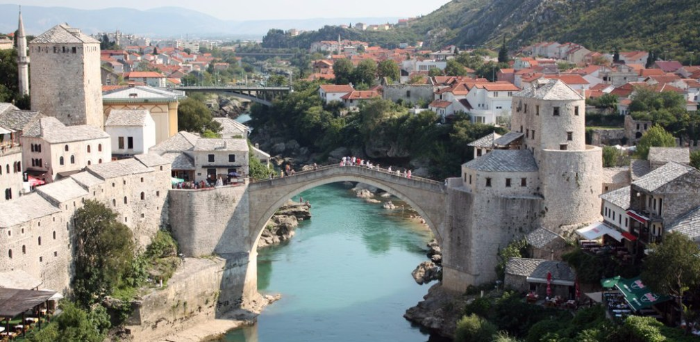 9 extraordinary bridges in the Balkans