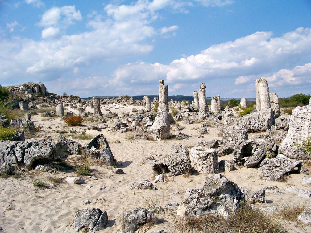 The Stone Desert: Pobiti Kamani
