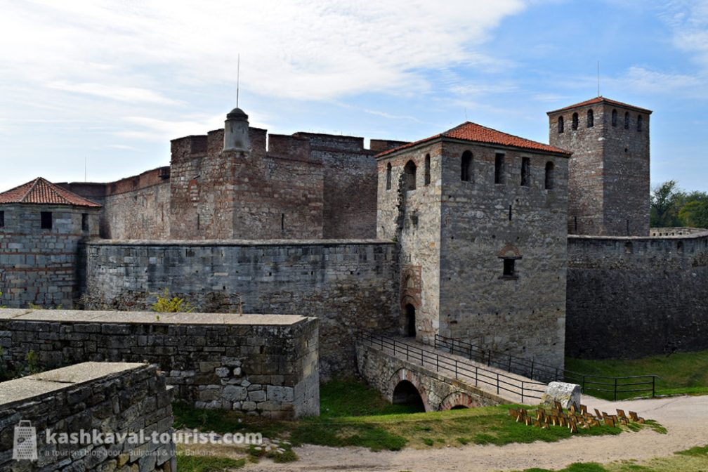Have a medieval experience in Bulgaria's truest castle: Baba Vida