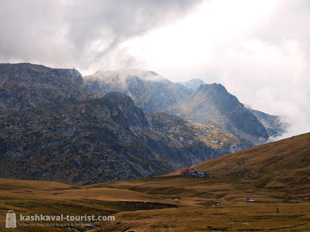 High-mountain hospitality: Ivan Vazov Hut
