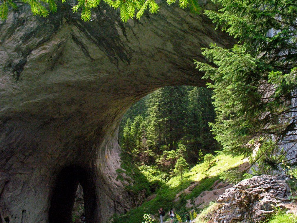 Marvel at the natural rock arches of the Wonderful Bridges