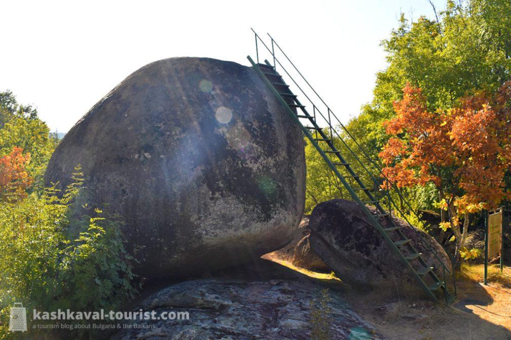 Massive megalith: discover the prehistoric sanctuary of Marko's Rock