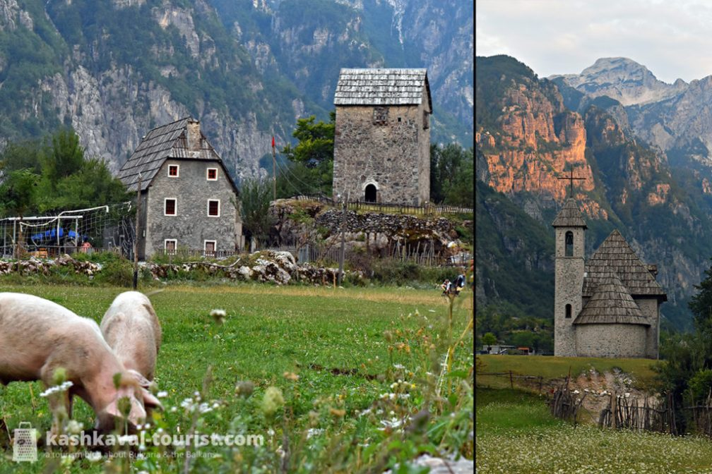 Tête-à-tête with the highlanders: discover the village of Theth