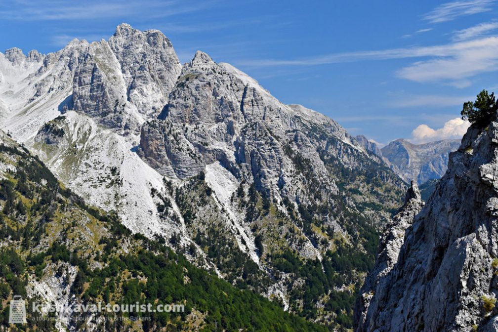 Alpine paradise: hike up the spectacular Valbona Valley