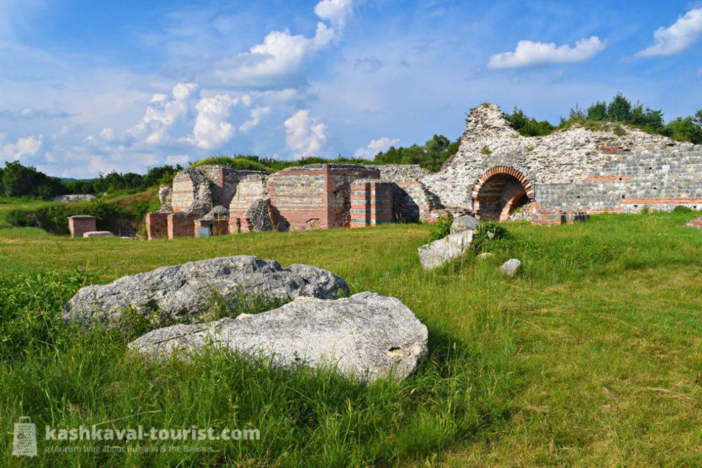 Ancient Roman grandeur: Felix Romuliana