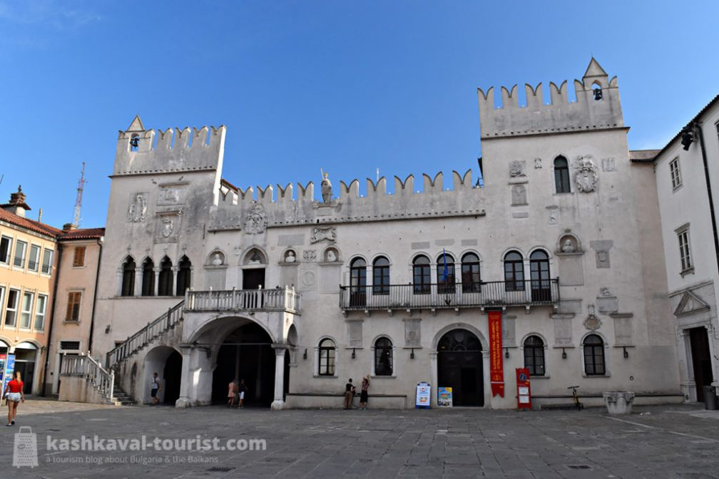 Venetian charm by the sea: feel the breeze in Koper