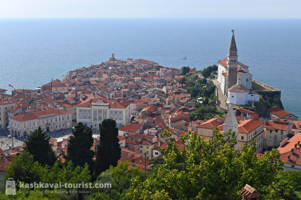 Pearl of the Slovenian Adriatic: do a day trip to enchanting Piran