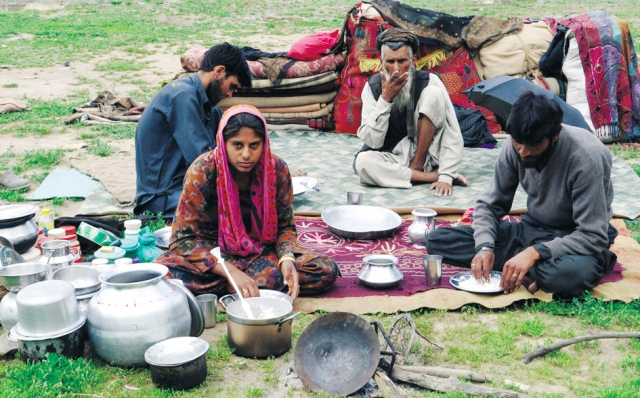 Gujjar - Kashmir Tourism