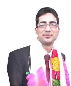 Shah Faesal