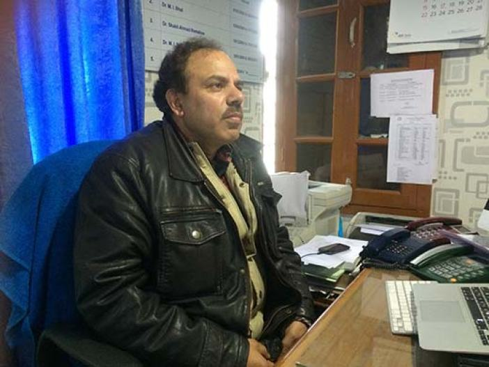 Associate-Professor-and-HoD-Earth-Science-in-Kashmir-University-Shakil-Ahmed-Ramshoo
