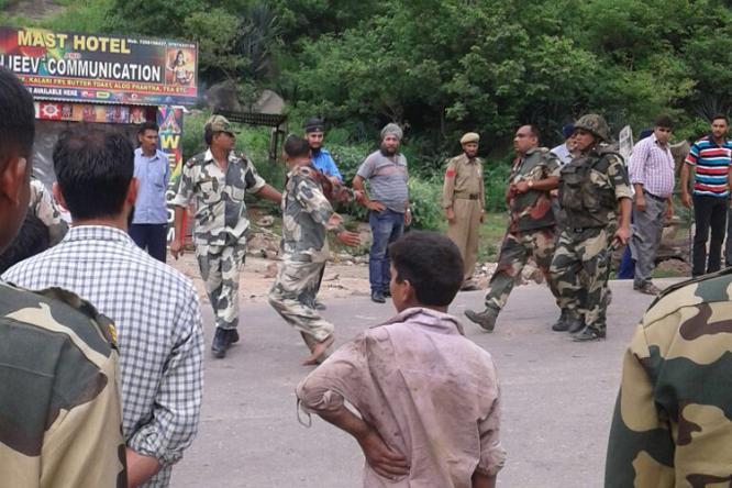Udhampur attack