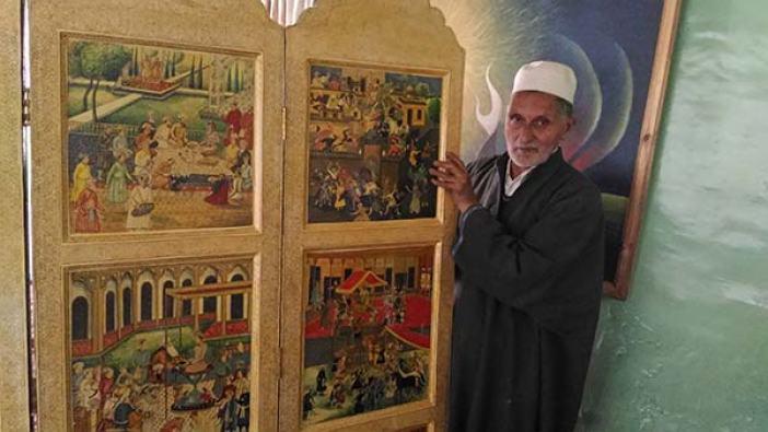 Mughal-Painting-in-Srinagar-Kashmir