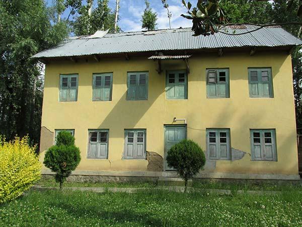 Seminary hostel.