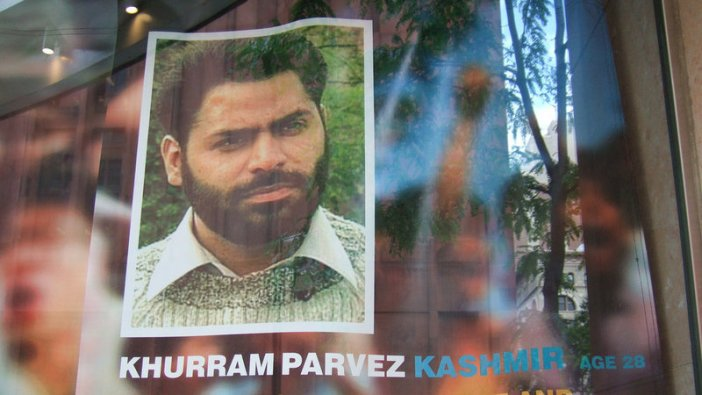 Khurram Parvez, an online petition has been started to seek his immediate release.