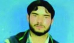 Altaf Ahmad, 25.