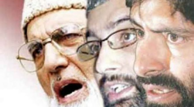 JRL Calls Shutdown In Jammu And Kashmir On August 5th And 6th Against Threats To Article 35-A