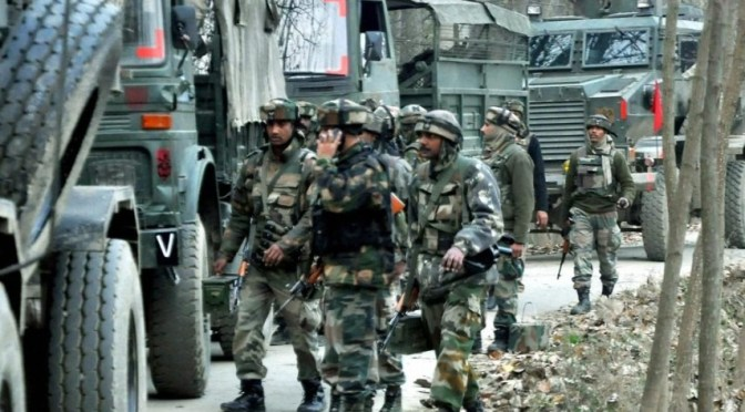 Budgam Gunfight Update: Two Jaish-E-Mohammad Militants Killed While Five Armymen Injured, Search Operation Continues
