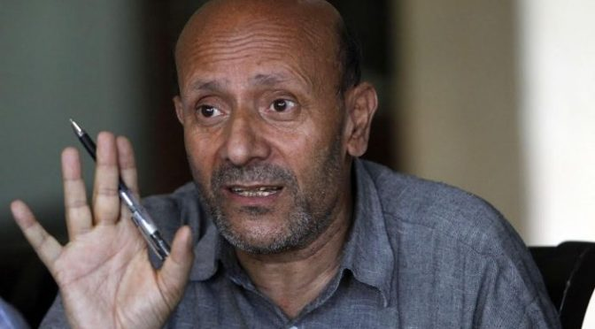 Relaxing Curbs of Pro-Resistance Leadership is Not Any Favour: Er Rasheed