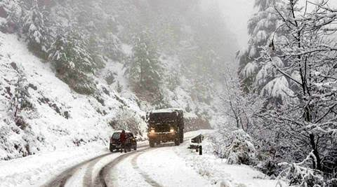 Decision About Allowing Traffic On Srinagar-Jammu National Highway After Weather Assessment Tomorrow
