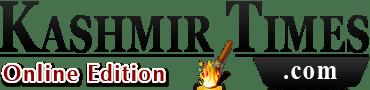 Kashmir Times Logo www.kashmirtimes.com