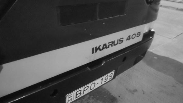 Икарусы все еще в строю