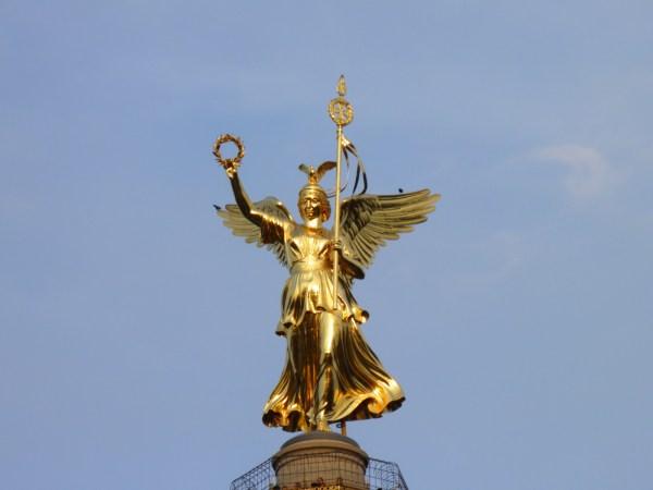 """Виктория - в народе: """"Золотая Эльза"""""""