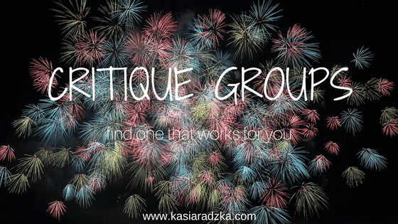 Can A Critique Group Help Your Writing?