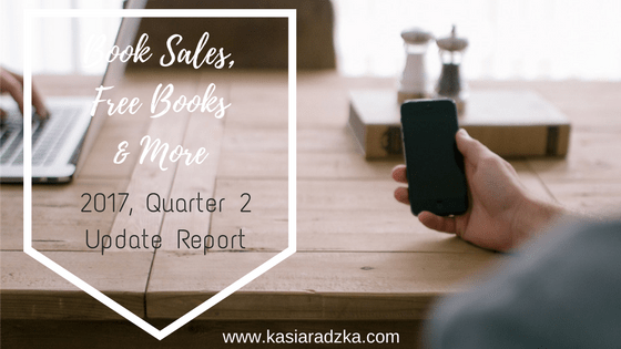 Books, Goals, Recommendations and More – 2017 Quarter 2 Update