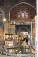 Isfahan, bazaar