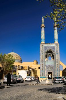 Jazd, Meczet Piątkowy / Mezquita Jameh