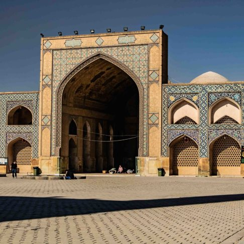 Isfahan, meczet Masjed-e Jameh
