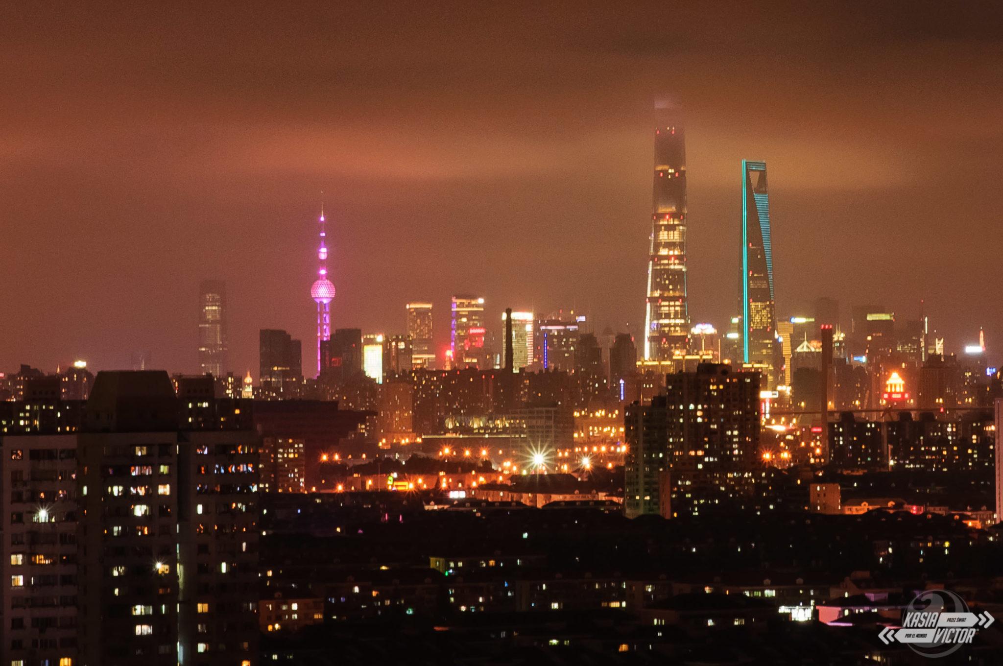 Shanghai Szanghaj