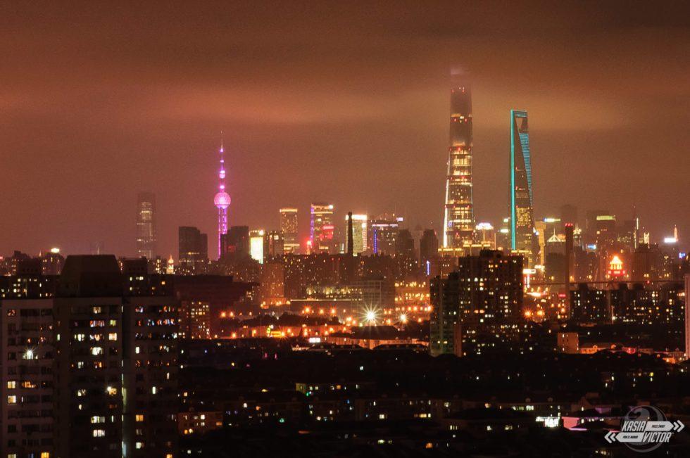 El Futuro Tiene Su Sede En Shanghái